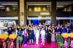 上海首家!OOMOO之家概念展厅开业,诠释木作潮定新玩法