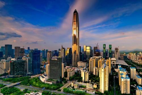 深圳平安金融中心彰显地标价值 特区建立40周年大会上被提及