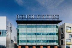 格林威治半岛Design District正式落成开放,成伦敦创意产业新地